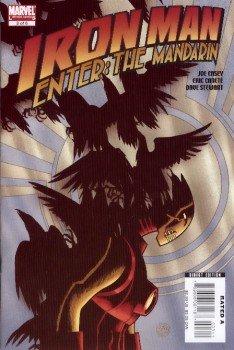 Iron Man - Au commencement était le Mandarin # 3 Issues
