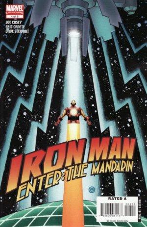 Iron Man - Au commencement était le Mandarin # 4 Issues