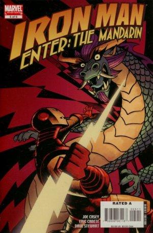 Iron Man - Au commencement était le Mandarin # 5 Issues