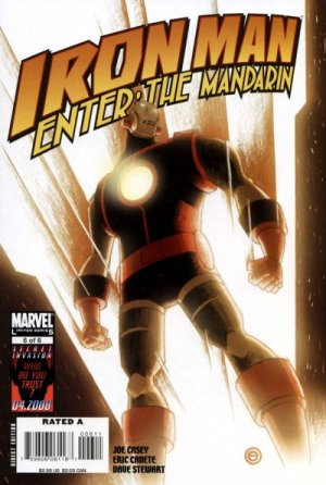 Iron Man - Au commencement était le Mandarin # 6 Issues