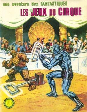 Fantastic Four # 13 Kiosque (1973 - 1987)