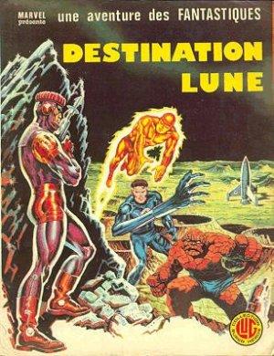 Fantastic Four # 14 Kiosque (1973 - 1987)