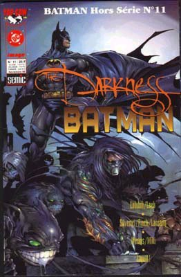 Batman Hors-Série 11 - The Darkness / Batman