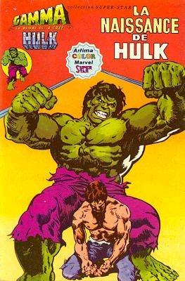 Hulk édition Kiosque Artima V2 (1979 - 1983)