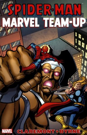 Marvel Team-Up # 1 TPB softcover (souple)