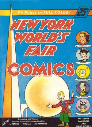 The New York World's Fair Comics # 1 Issues