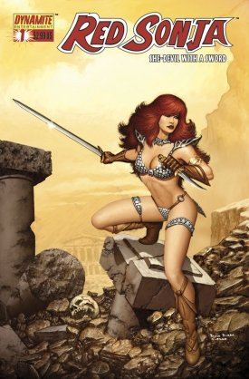 Red Sonja édition Issues V4 (2005 - 2013)