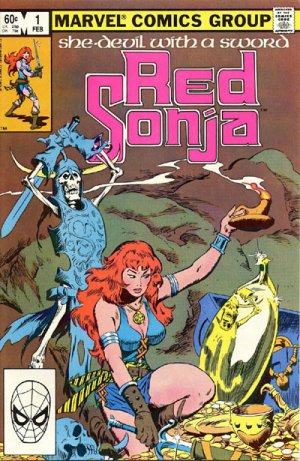 Red Sonja édition Issues V2 (1983)