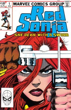 Red Sonja édition Issues V3 (1983 - 1986)