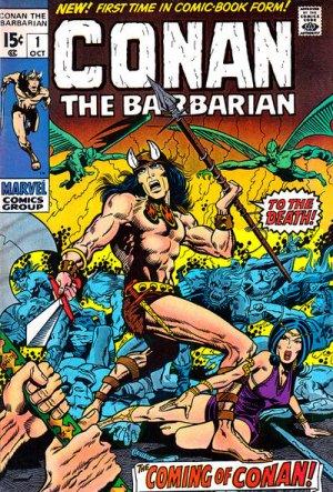 Conan Le Barbare # 1 Issues V1 (1970 - 1993)