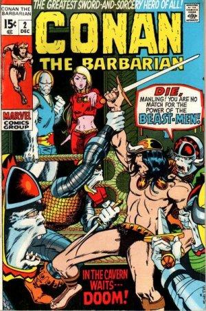 Conan Le Barbare # 2 Issues V1 (1970 - 1993)