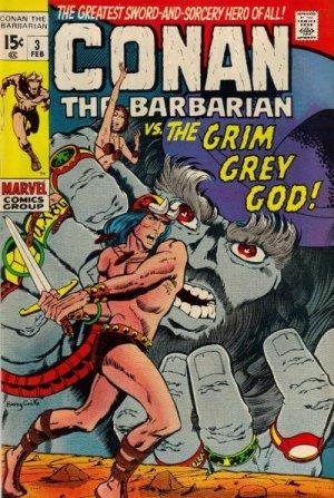 Conan Le Barbare # 3 Issues V1 (1970 - 1993)