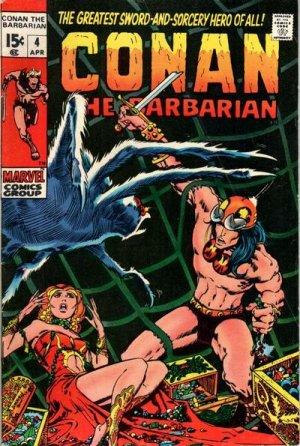 Conan Le Barbare # 4 Issues V1 (1970 - 1993)