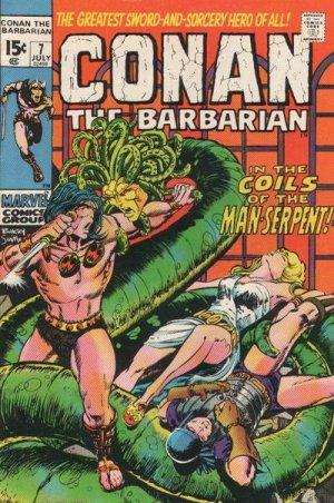 Conan Le Barbare # 7 Issues V1 (1970 - 1993)