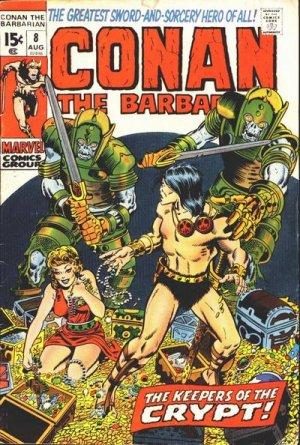 Conan Le Barbare # 8 Issues V1 (1970 - 1993)
