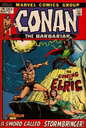 Conan Le Barbare # 14 Issues V1 (1970 - 1993)