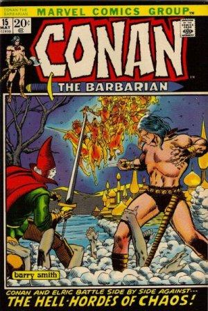 Conan Le Barbare # 15 Issues V1 (1970 - 1993)