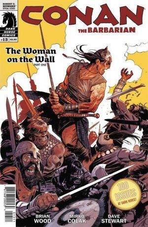 Conan Le Barbare # 13 Issues V3 (2012 - 2014)