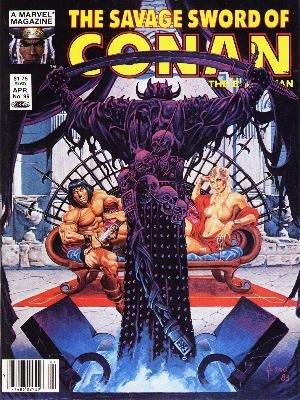 The Savage Sword of Conan # 99 Magazines (1974 - 1995)