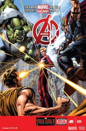 Avengers # 9 Issues V5 (2012 - 2015)