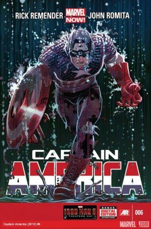 Captain America # 6 Issues V7 (2012 - 2014)