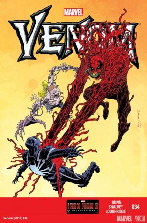Venom # 34 Issues V2 (2011 - 2013)
