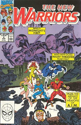 The New Warriors # 2 Issues V1 (1990 - 1996)