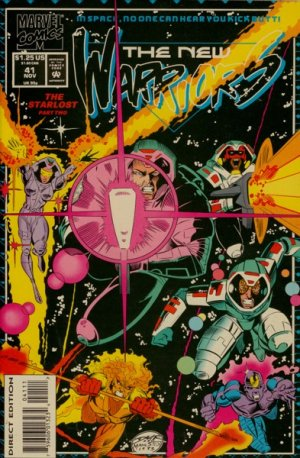 The New Warriors # 41 Issues V1 (1990 - 1996)