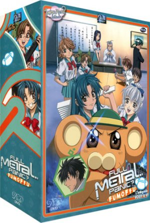 Full Metal Panic ? Fumoffu édition SIMPLE  -  VO/VF