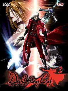 couverture, jaquette Devil May Cry 2 UNITE  -  VO/VF (Dybex) Série TV animée
