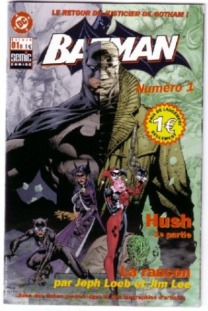 Batman # 1 Kiosque (2003 - 2005)