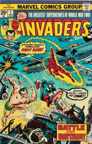 The Invaders # 1 The Invaders - Issues V1 (1975 - 1979)