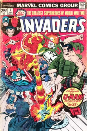 The Invaders # 4 The Invaders - Issues V1 (1975 - 1979)