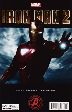 Marvel's Iron Man 2 Adaptation édition Issues