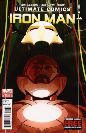 Ultimate Comics Iron Man édition Issues