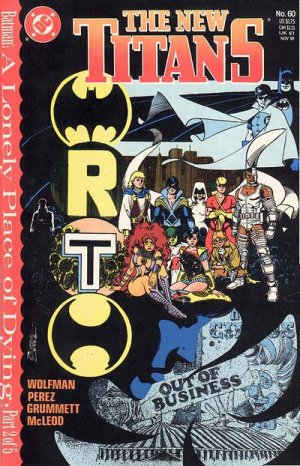 The New Titans # 60 Issues V1 (1988 - 1996)