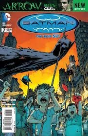Batman Incorporated # 7 Issues V2 (2012 - 2013) - Reboot New 52
