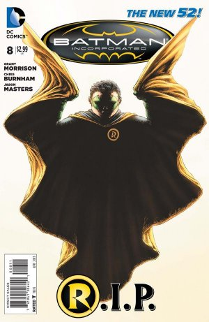 Batman Incorporated # 8 Issues V2 (2012 - 2013) - Reboot New 52
