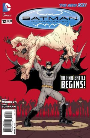 Batman Incorporated # 12 Issues V2 (2012 - 2013) - Reboot New 52