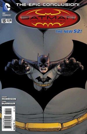 Batman Incorporated # 13 Issues V2 (2012 - 2013) - Reboot New 52