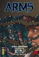 couverture, jaquette Arms 16  (kana)