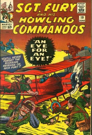 Sgt. Fury And His Howling Commandos 19 - An Eye For an Eye