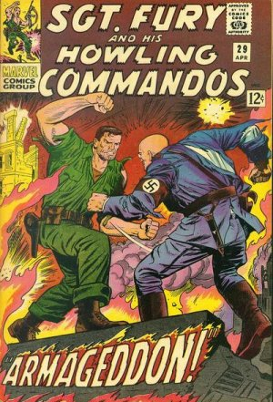 Sgt. Fury And His Howling Commandos 29 - Armageddon!