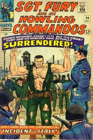 Sgt. Fury And His Howling Commandos 30 - Incident in Italy
