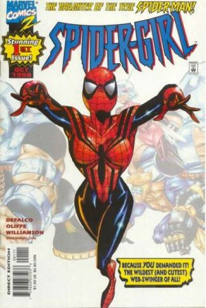 Spider-Girl # 1 Issues V1 (1998 - 2006)