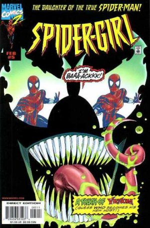 Spider-Girl # 5 Issues V1 (1998 - 2006)