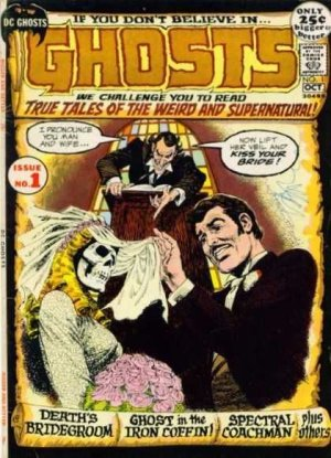 Ghosts # 1 Issues V1 (1971 - 1982)