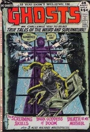 Ghosts # 3 Issues V1 (1971 - 1982)
