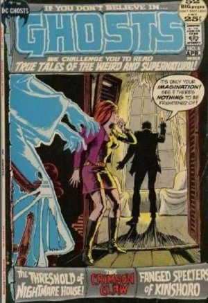 Ghosts # 4 Issues V1 (1971 - 1982)