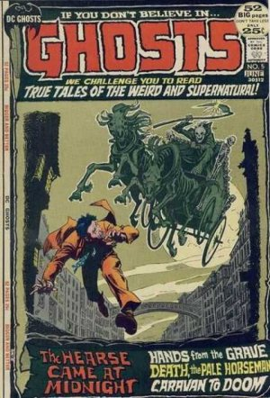 Ghosts # 5 Issues V1 (1971 - 1982)
